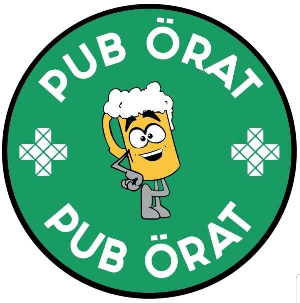 Pub Örat logotyp