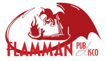 Flamman logotyp