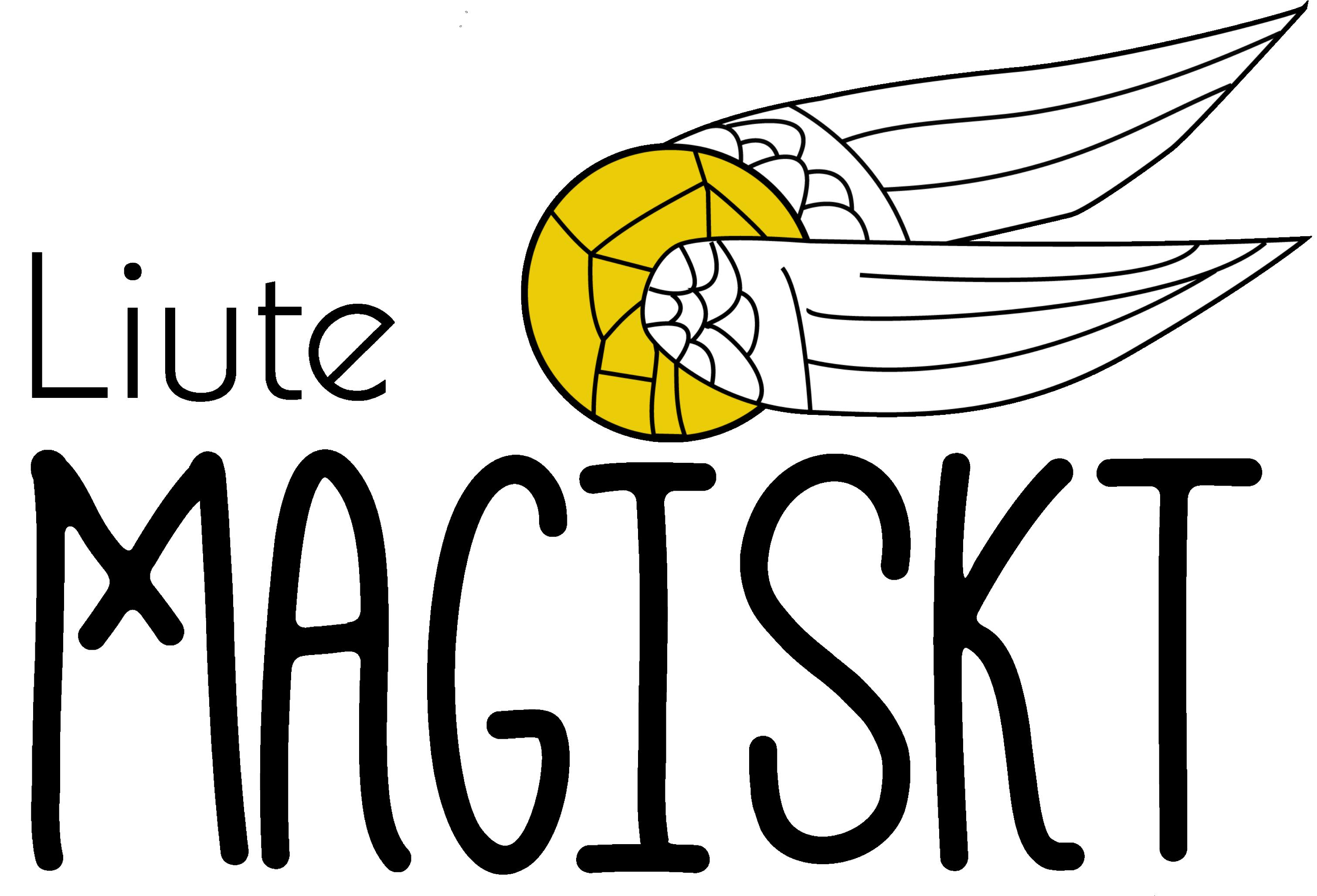 Liute Magiskt logotyp