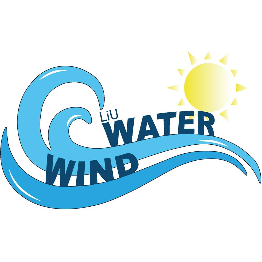 LiU Water Wind logga